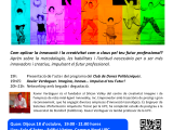 Conferència I3= Imagina, Innova… Impulsa el teu Futur! amb XavierVerdaguer
