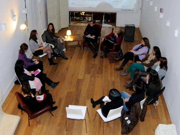 Club de Dones Politècniques pel canvi professional