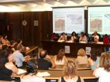 """El Club de dones politècniques celebra una taula rodona com a acte de cloenda del curs 2012-2013 """"Repte inspirador: Impulsar organitzacions compromeses amb el desenvolupament"""""""