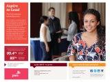 Aspire to lead. PwC us convida a escoltar a Sheryl Sandberg, directora d'operacions deFacebook